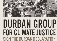 Durban Group for Climate Justice
