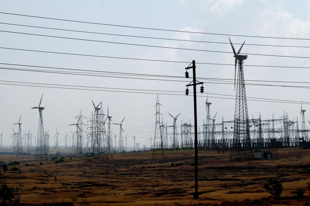 ... » Blown Away, Wind Energy Projects in Satara Maharashtra, India